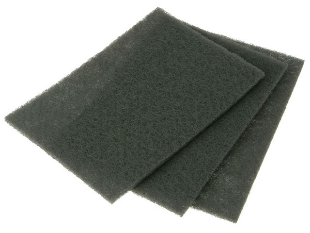 Hand Pad Grey 230 x 150mm Ultra Fine