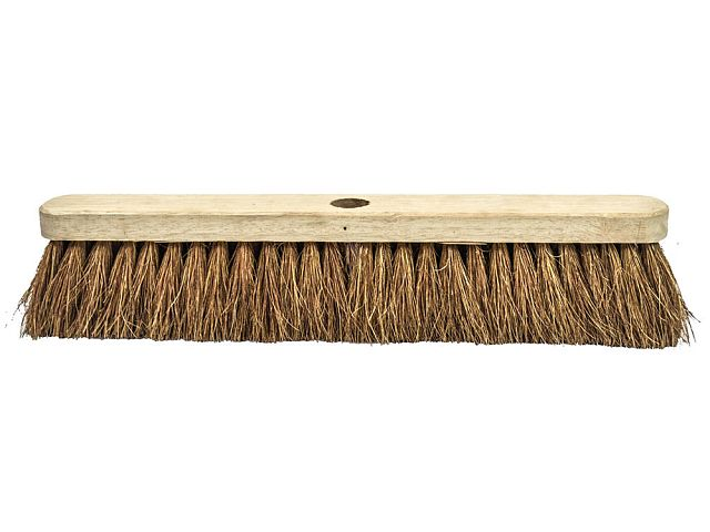 Soft Coco Broom 450mm Head Only