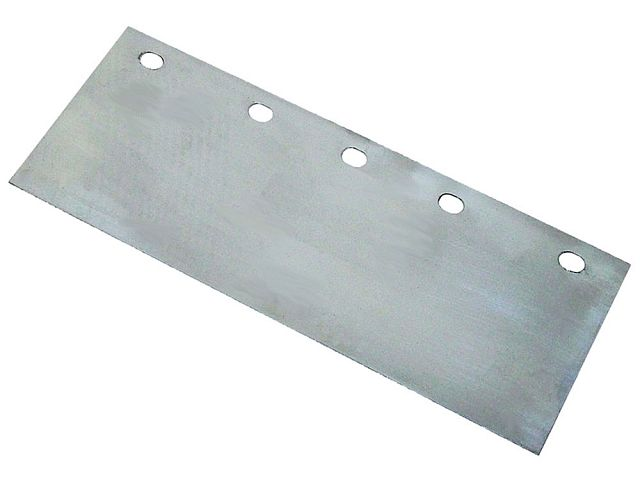 Floor Scraper Blade 200mm (5 hole)