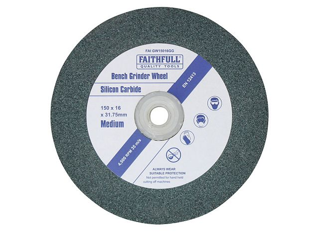 Grinding Wheels Silicon Carbide Faithfulltools Com