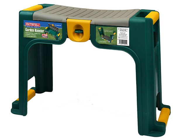Awesome Garden Kneeler Faithfulltools Com Cjindustries Chair Design For Home Cjindustriesco