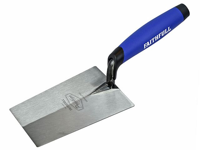 Prestige Forged CRV Bucket Trowel 180mm