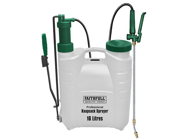 Professional Knapsack Sprayer 16L with Viton Seals
