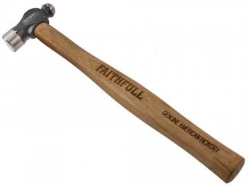 Ball Pein Hammers Hickory Shaft