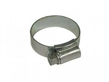 Zinc Plated Hose Clips