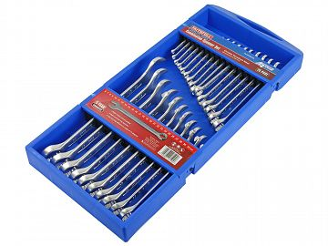 Combination Spanner Set 25 Piece