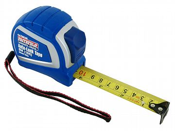 Auto-Lock Tape Measures - 25mm Blade