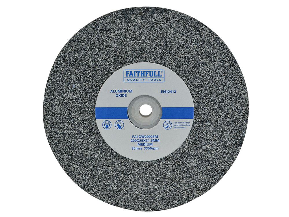 Grinding Wheels Aluminium Oxide Faithfulltools Com